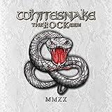 Whitesnake -The Rock Album (White) (2 LP-Vinilo)