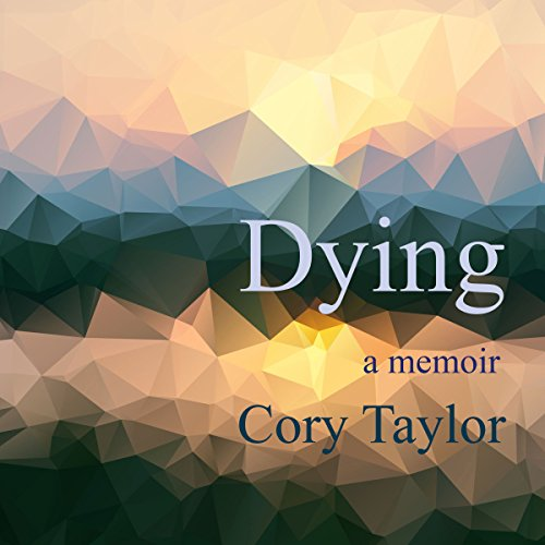 Dying audiobook cover art