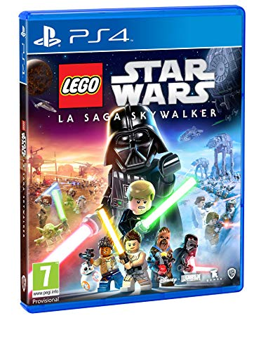 LEGO Star Wars: La Saga Skywalker - PlayStation 4