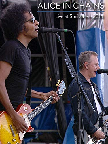 Alice in Chains - Live at Sonisphere 2014