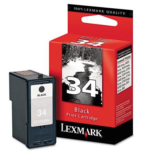 18C0034 Lexmark P-4350 Cartucho de Tinta negro