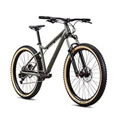 Drawing on the previous Tokul 3 frame design, this playful hardtail is built on a rugged aluminum frame that's longer and slacker than before. Vee Tire Co. Crown Gem 27. 5x2. 6 tires mounted on 50mm wide rims provide more confident handling when thin...