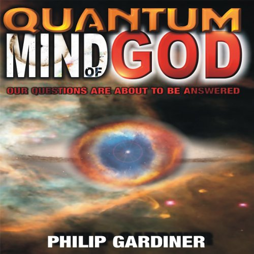 Quantum Mind of God cover art