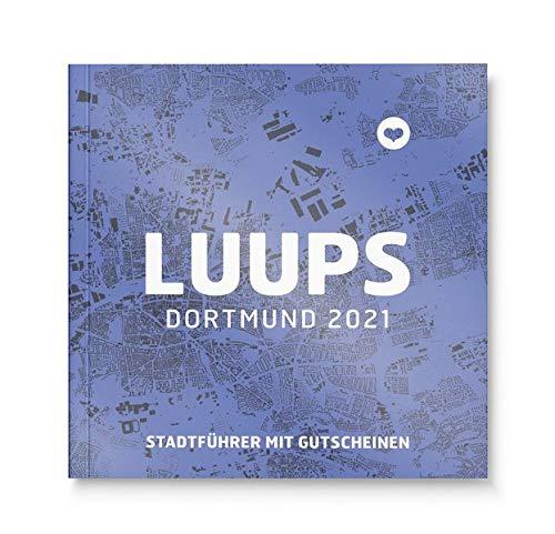 LUUPS Dortmund 2021: Stadtführer mit Gutscheinen