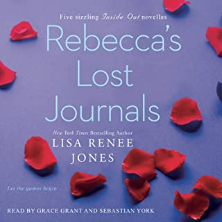 Rebecca's Lost Journals cover art