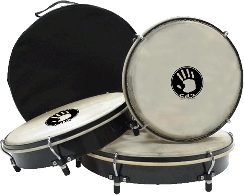 5d2 Percussion Set de Panderos - Drum Nylon with Beauty products Plenera Car Product