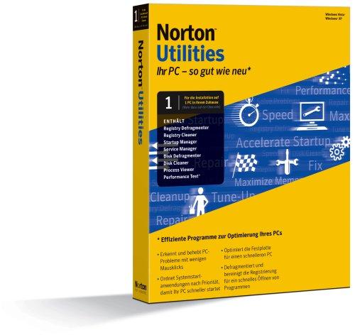 Norton Utilities 14