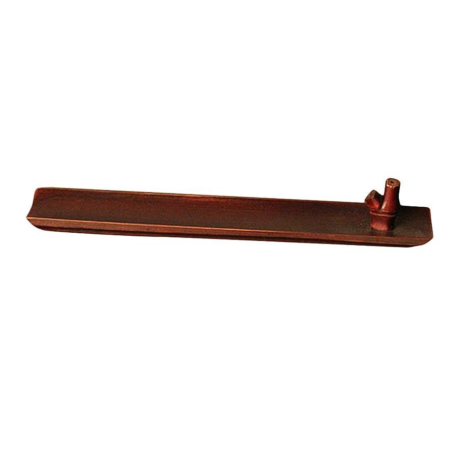 ヘッドレス報いるガードHomyl 仏壇用香炉用品 竹 お香立て スティック 香り バーナーホルダー アッシュキャッチャー  香箱棒