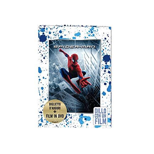 RF Distribution Biglietto Di Auguri Con DVD Incluso, Spider-Man (Sam Raimi)