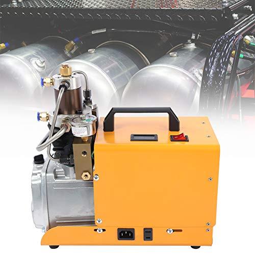 Luftkompressorpumpe Hochleistung 4500psi Tauchpumpe Elektrische Luftpumpe 30mpa für Luftsystem für Industrieanlagen(220V European standard)