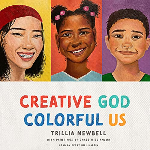 Creative God, Colorful Us cover art