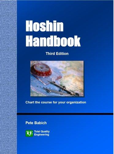 Hoshin Handbook, Third Edition