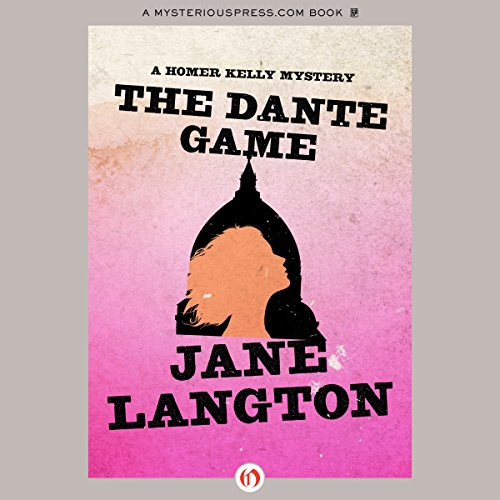 The Dante Game audiobook cover art