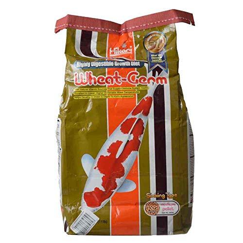 Hikari Wheat Germ (Sinking) 11 Lb - Medium Pellet