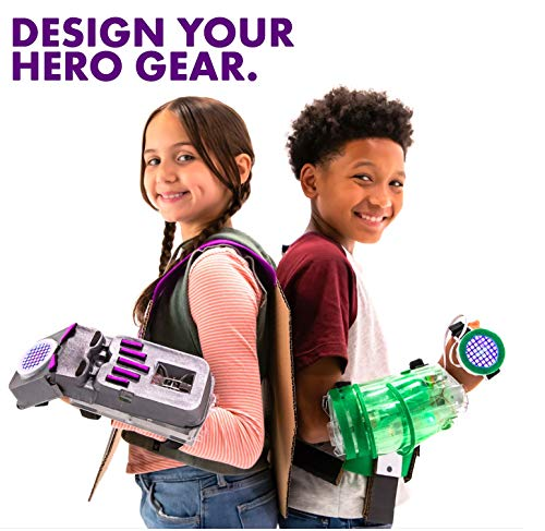 The Avengers Hero Inventor Kit is a cool tech gift for tweens