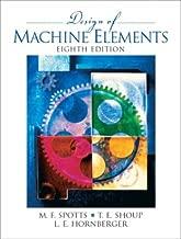 Design of Machine Elements (8th Edition)