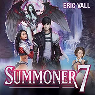 Summoner 7 cover art