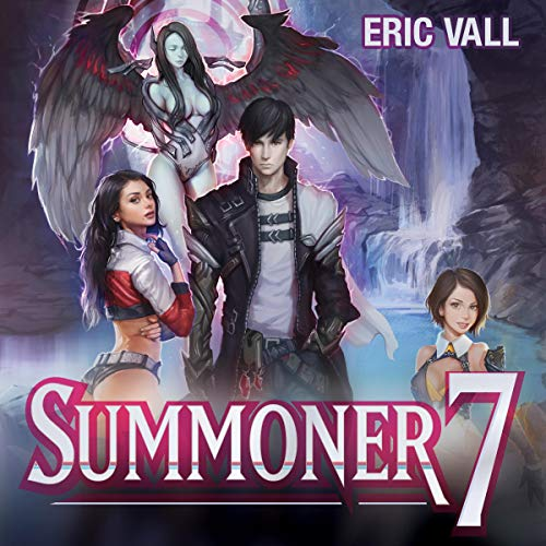 Summoner 7 cover art