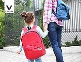 Premium Schutzengel Schlüsselanhänger von VULAVA - der edle Engel Anhänger u. Glücksbringer mit Herz ist die Geschenk Idee für Kinder Partner Führerschein Auto u. Motorrad Fahrer (Silber Glänzend) - 7