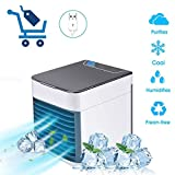 Climatiseur Portable Mini Climatiseur Mobile ICAMEL Refroidisseur D'Air Portable USB...