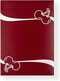 Cherry Casino Playing Cards (Reno Red) Edition Deck by Pure Imagination Projects