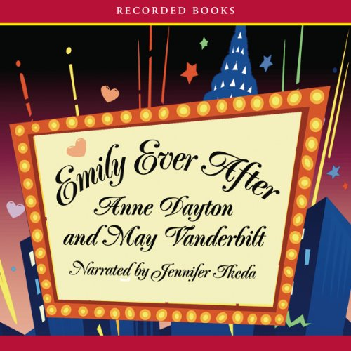 Emily Ever After audiobook cover art