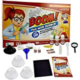 Interesting Educational chemistry kit tools for learning purpose of students and all Boom with fun set will make learning and experimenting fun for your child.For contents kindly check all the Photographs This is the wonderful awesome entertainment f...