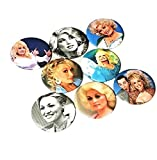 Dolly Parton Decoration Magnets Country Girl Birthday Gifts Greatest Hits Pee Wee Herman Photos Dollywood Backwoods Barbie Butterfly