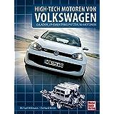 High-Tech Motoren von Volkswagen: G-LADER, DIREKTEINSPRITZER, VR- UND W-MOTOREN