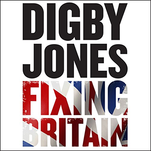 Fixing Britain audiobook cover art