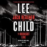 The Midnight Line - A Jack Reacher Novel - Random House Audio - 07/11/2017