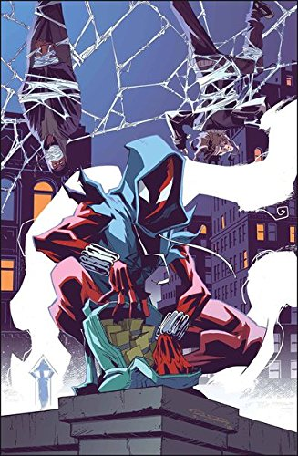 アメコミリーフ 『ベン・ライリー・スカーレット・スパイダー』 #14 ...