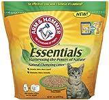 Arm & Hammer Essentials Natural Clumping Litter, 10.5-Pounds