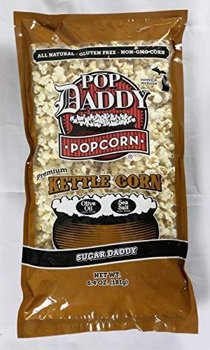Pop Daddy, Popcorn Kettle Premium, 6.4 Ounce