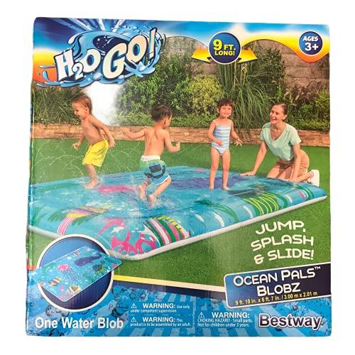 H2OGo! Ocean Pals Blobz Water-Filled Splash Pad