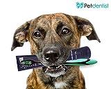 Pet Zahnarzt – Bambuskohle Haustier Hund Katze Zahnbürste – Zahnpflege für Hunde und Katzen extra weichen Borsten für alle Rassen - 7