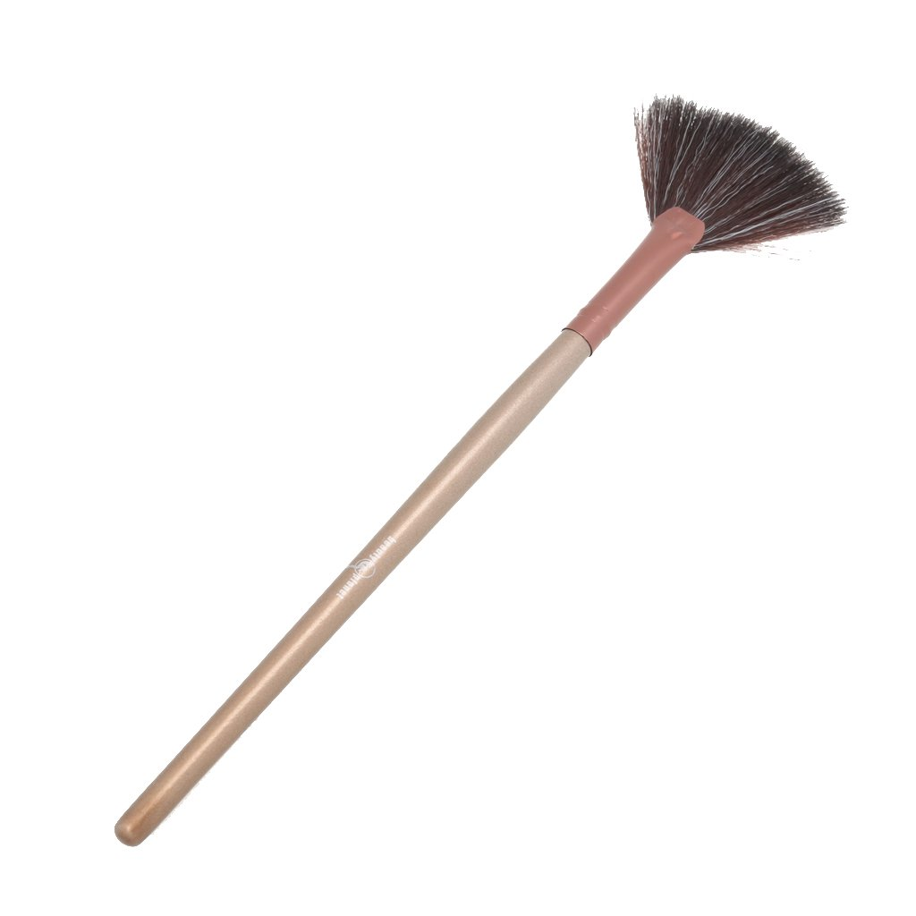 dailymall Pro Max 57% OFF Fan Makeup Cosmetic Powder Topics on TV Brush Mixing for Face