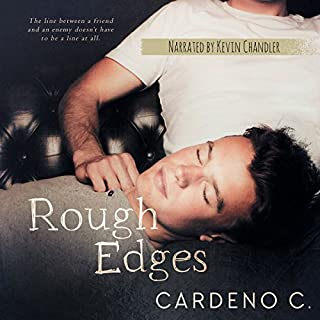 Rough Edges audiobook cover art