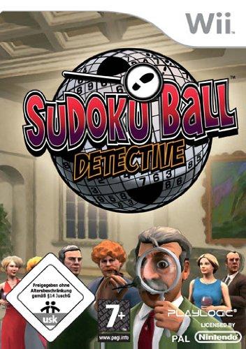 Sudoku Ball Detective (Wii) [Importación alemana]