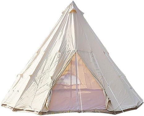 Zhengowen Tienda Plegable Carpa Lienzo Granja de Camping al ...