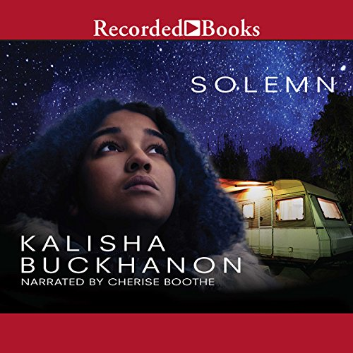 Solemn audiobook cover art