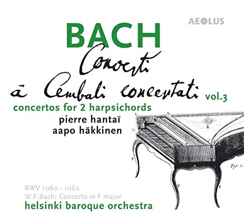 Bach, J.S.: Concertos for Two