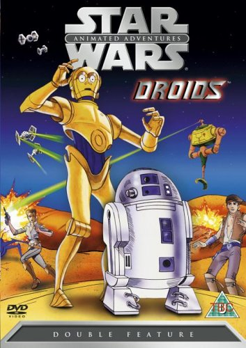 Star Wars Animated Adventures - Droids [UK Import]