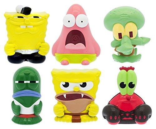 Spongebob Memes Mash'ems Complete set of 6