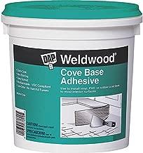 Best rubber baseboard glue Reviews