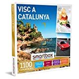 Smartbox - Caja Regalo para Hombre o Mujer - Visc a Catalunya - Ideas Regalos Originales - 1 experiència d'estada, benestar, gastronomia o Aventura per a 1 o 2 persones