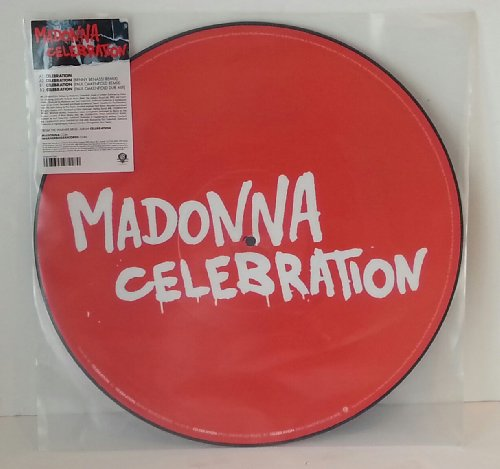MADONNA celebration ( Featuring benny Benassi remix and Paul Oakenfold remix and...