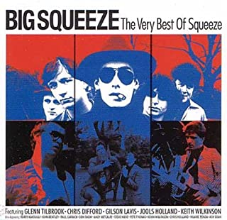 Big Squeeze: The Very Best of Squeeze by Squeeze (2002-06-18)