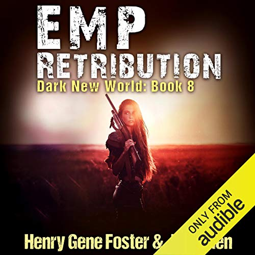 EMP Retribution audiobook cover art