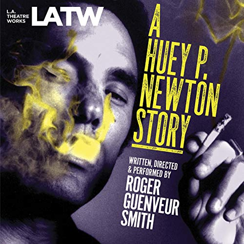 A Huey P. Newton Story audiobook cover art